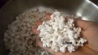 #jonna pelalu#popcorn recipe జనన పలలన ఇటలన ఈజ గ చసకడ ll jowar corn recipe