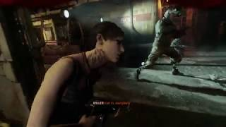 Metro Exodus - Yamantau: Take Lift To Surface & Escape The Ark Action Set-Piece Sequence (2019)