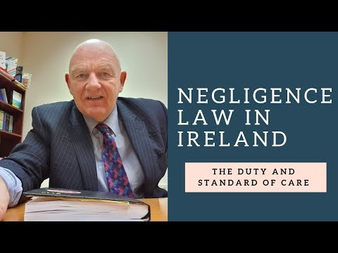 a study of duty of care an important aspect of tort law Mv– study notes – tort – 1 bacics tort - topic – 1 : introduction – definition, nature and scope a introduction: 1 the tort is of french origin.