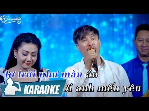 Thoáng Giấc Mơ Qua Karaoke Song Ca - Quang Lập & Thúy Hà