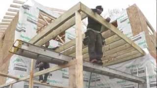 Design-build Narrow Lot Vlog #16 - Structural Steel - The Artisan Way