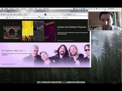 iSETOS webinář - Apple Music v praxi