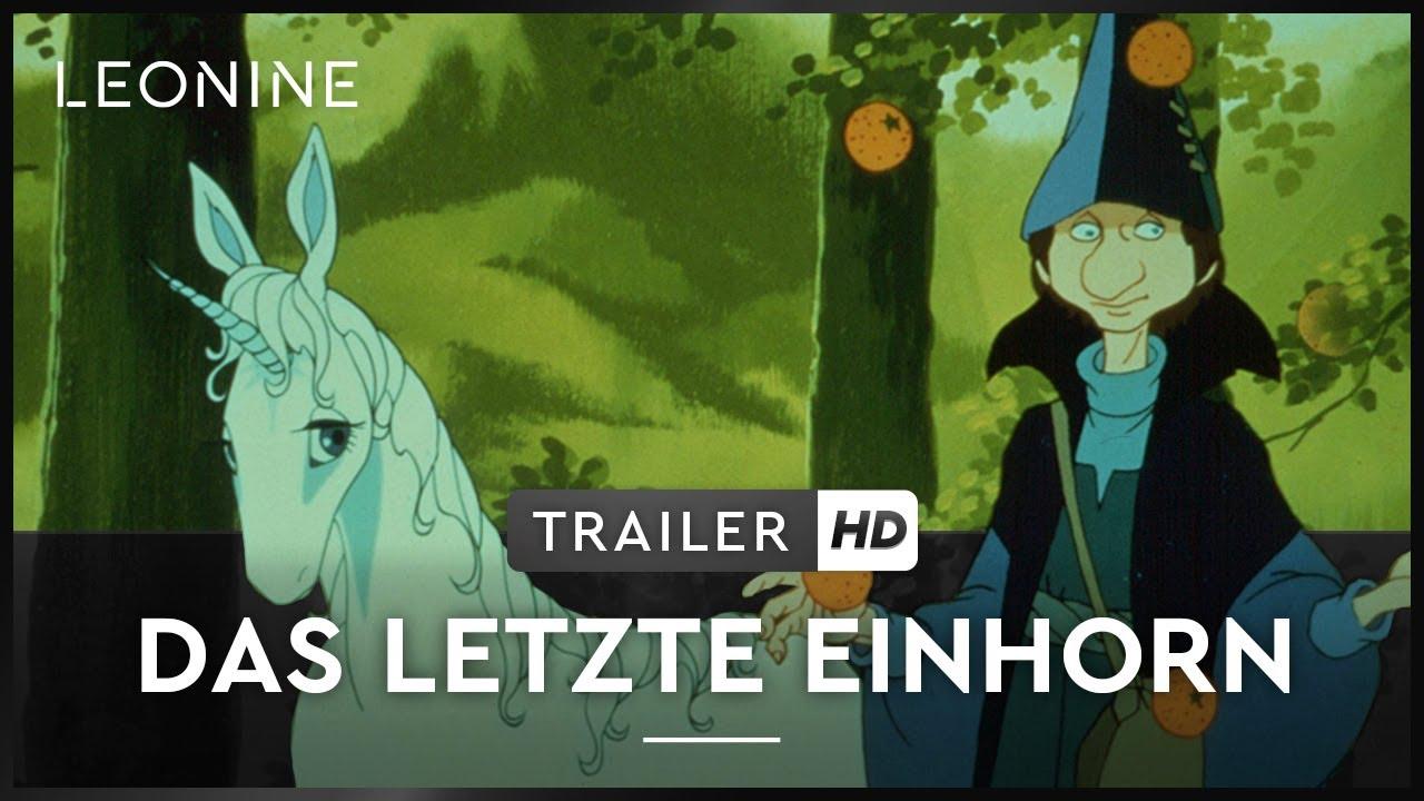 DAS LETZTE EINHORN | Trailer | Deutsch | FSK 0 - YouTube