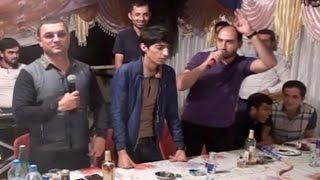Yemish Gelib Qarpizin Ustunde / Orxan, Vuqar, Elekber, Mehman, Ruslan, Balaeli, Agamirze / Meyxana