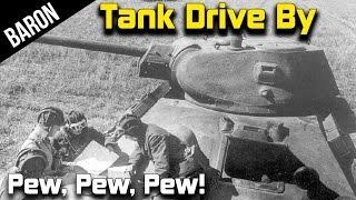 Drive By Tanking!?! w/ DevilDog & Phly!  (War Thunder Tanks Gameplay)