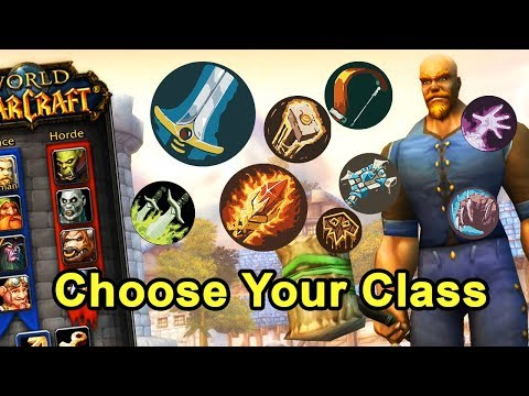 Classic WoW: Which Class Should You Play?