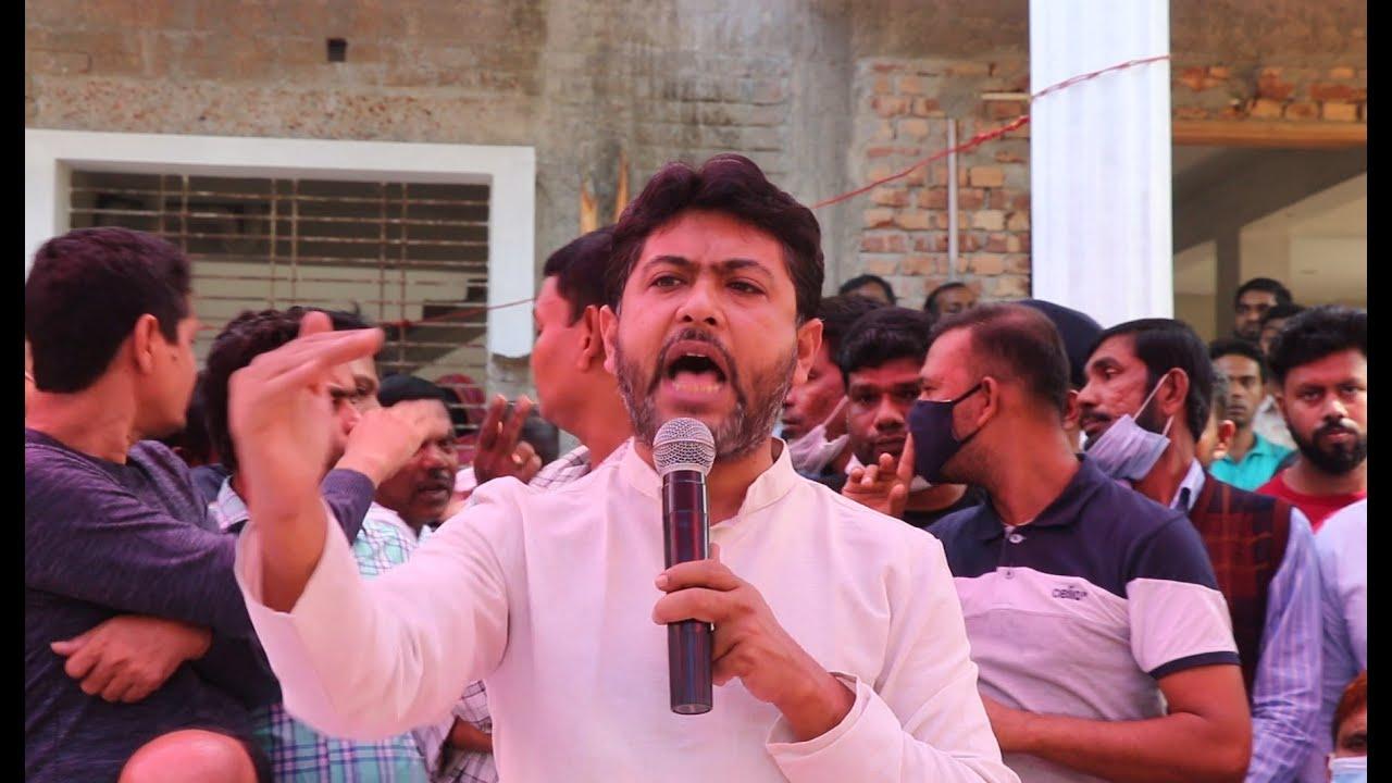 রাজনৈতিক মহাগুরুদের উচিত শিক্ষা এমপি নিক্সন চৌধুরীর ফাটাকেষ্ট স্টাইলে মঞ্চে সুপারস্টার Bangla News