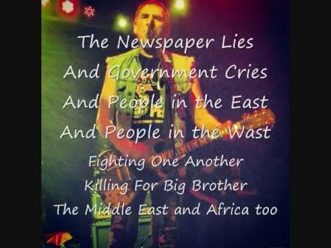D.O.A - War on the East Lyrics
