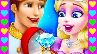 Мультик про Ледяную принцессу. Готовимся к свадьбе в Снежном царстве. Интересный детский мультфильм.