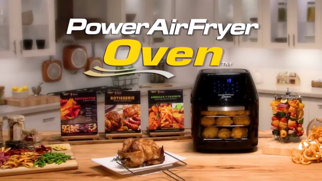 Using The Shelves In The Power Airfryer Oven Youtube