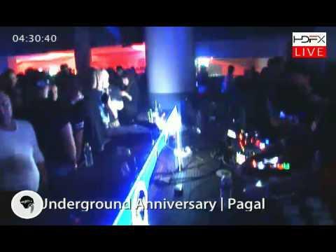 Nights Underground Anniversary @ Space Club Bucharest - Part 4 w Pagal - 11.01.2014