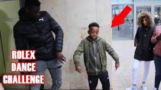 13 JÄHRIGER BRINGT MIR TANZEN BEI !! (ER HAT RASIERT) thumbnail