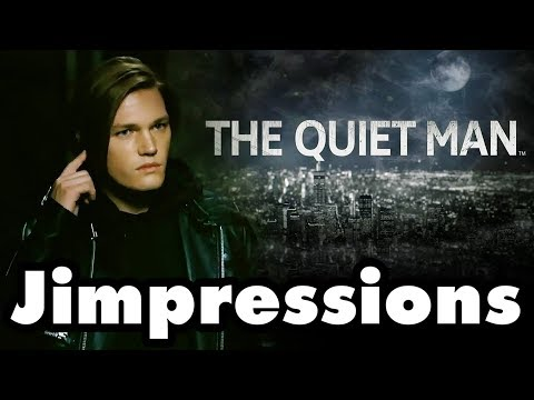 The Quiet Man - Pretentious Broken Garbage (Jimpressions)
