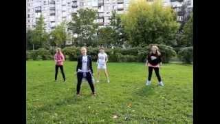 Танцы для начинающих: разминка, СПб, Купчино