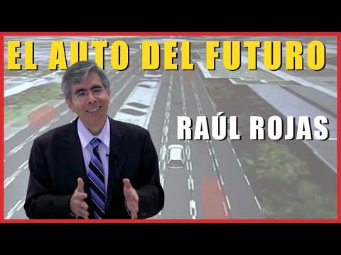 """""""El auto del futuro"""", conferencia de Raúl Rojas"""