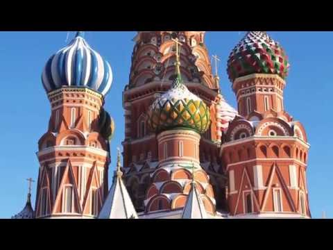 St  BASILS CATHEDRAL MOSCOW RUSSIA  ( Travel Guide )