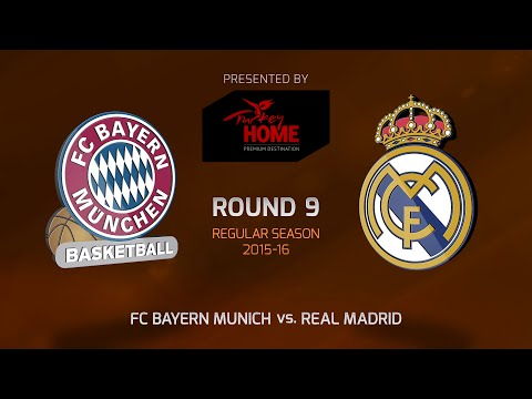 Highlights: FC Bayern Munich-Real Madrid