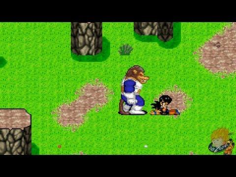 Dragon Ball Z: The Legacy of Goku Story Mode (Part 4)【HD】