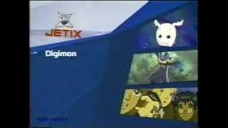 Jetix Latinoamerica (Octubre 2005) Invasión Anime
