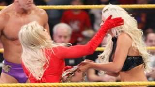 WWE NXT: Aksana & Goldust vs. Maryse & Ted DiBiase