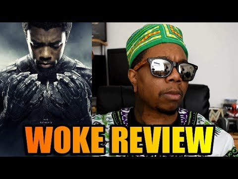 Black Panther – WOKE Review