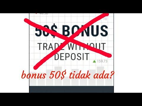 bonus forex tidak ada deposit baru