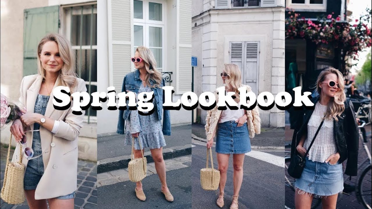 4 Spring / Summer Outfits | AndreaClare 3