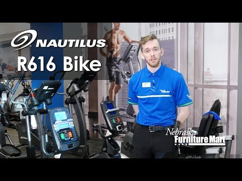 Learn About The Nautilus R616 Bike - Model 100670