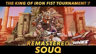 TEKKEN 7 Remastered | SOUQ / A Grain of Sand Full Version - BGM - OST - Tunes - Soundtrack 鉄拳7 thumbnail