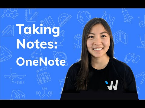OneNote Tutorial | University note-taking tips