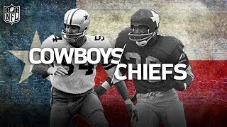 That Time the AFL & NFL Competed for Dallas | NFL Vault Stories
