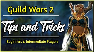 Guild Wars 2 - Tips and Tricks for New and Intermediate Players | 2020 [GW2 Top 5]