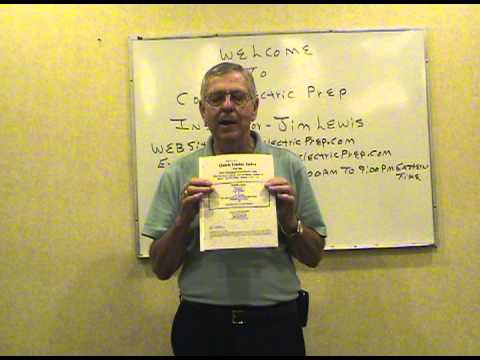 2011 11 13 06 33 51 2011 Intro & How to Pass the Exam