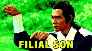 Wu Tang Collection - Filial Son -ENGLISH Subtitled