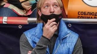 Зло помню очень долго Почему Плющенко на год отлучили от фигурного катания
