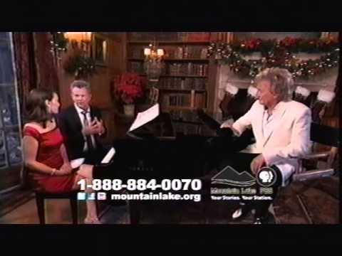 Rod Stewart And David Foster - Interview #1