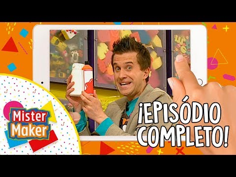 Mister Maker Em Português | Episódio 1, Temporada 1