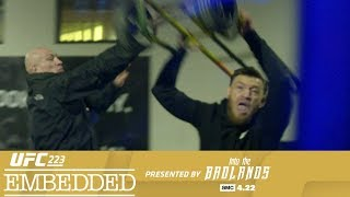 Download UFC 223 Embedded: Vlog Series - Episode 5 Mp3 and Videos