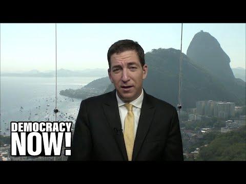 Glenn Greenwald: Why Are Saudis Donating Millions to Clinton Foundation?