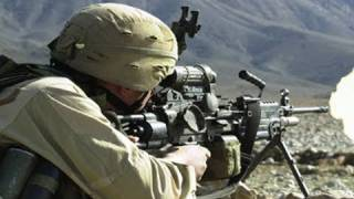 M249 SAW First Person