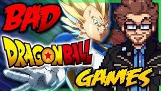 Bad Dragon Ball Z Games - Austin Eruption
