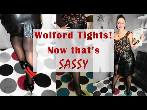 Wolford Tights! Now