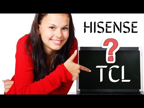 ЛУЧШИЙ БЮДЖЕТНЫЙ 4К ТВ до 40 тысяч / TCL Vs Hisense в 2019-ом?