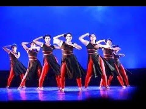Rhythmic Expressions || Tanushree Shankar Dance Academy (TSDA) Live