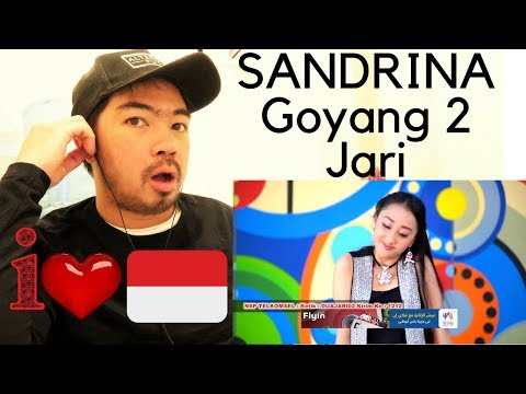 Sandrina - Goyang 2 Jari ( Official Music Video ) FILIPINO REACTION