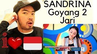 Sandrina - Goyang 2 Jari ( Official Music Video ) FILIPINO REACTION Mp3