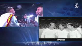 "Real Madrid ""¡HALA MADRID!"" theme song 2017-2018"