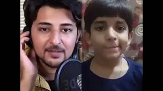 Gambar cover Baarish Lete Aana || 7 Years Old Atharva Chaturvedi with Darshan Raval