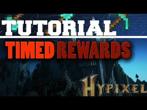 PLUGIN FROM HYPIXEL?! - Minecraft Plugin Tutorial Time Rewards