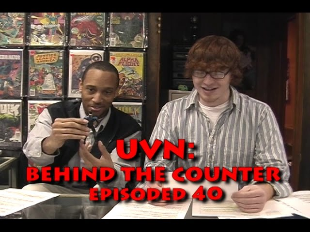 UVN: Behind the Counter 40